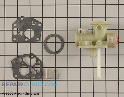 Carburetor, Briggs & Stratton Genuine OEM  697415, 1611154