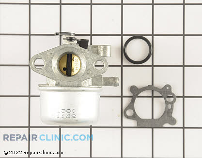 Carburetor, Briggs & Stratton Genuine OEM  799871