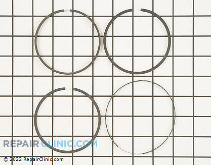 Piston Ring Set, Briggs & Stratton Genuine OEM  697683, 1611158