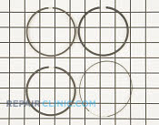 Piston Ring Set - Part # 1611158 Mfg Part # 697683