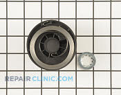 Rewind Pulley and Spring - Part # 1611207 Mfg Part # 791499
