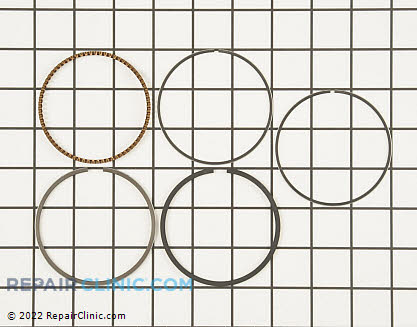 Piston Ring Set, Briggs & Stratton Genuine OEM  843793