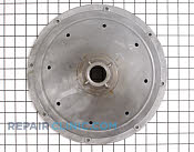 Drum Mounting Hub - Part # 771586 Mfg Part # WH45X10027