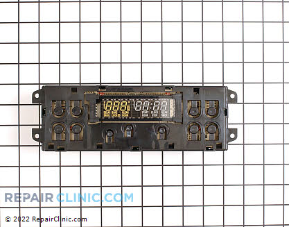 Oven Control Board WB27T10276 Main Product View