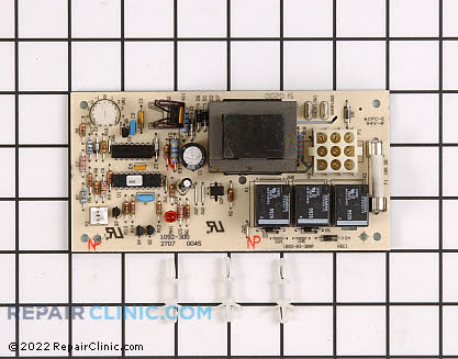 Main Control Board 2707-S Main Product View