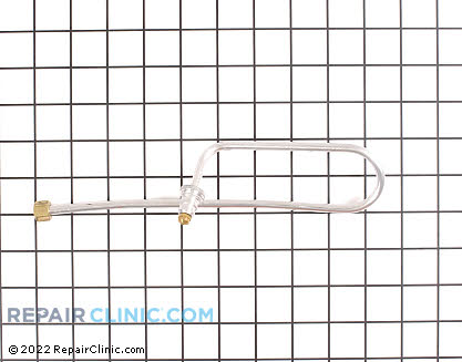 Gas Tube or Connector (OEM)  WB28K10009, 255881