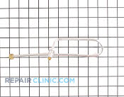 Gas Tube or Connector - Part # 255881 Mfg Part # WB28K10009