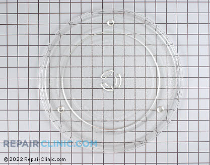 Glass Tray (OEM)  WB49X10022, 261329
