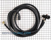 Drain and Fill Hose Assembly - Part # 2002559 Mfg Part # W10273574