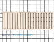 Louver, horizontal - Part # 397177 Mfg Part # 1157466