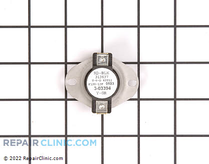 Cycling Thermostat (OEM)  Y303394
