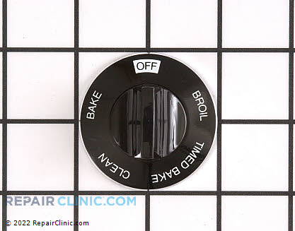 Hardwick Stove Selector Knob