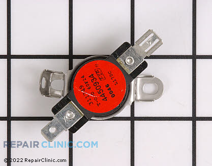 Thermal Fuse (OEM)  4450934 - $53.25