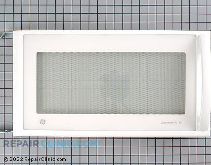 Ge Microwave Door Assembly