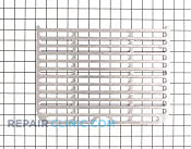 Oven Rack - Part # 1042196 Mfg Part # 484850