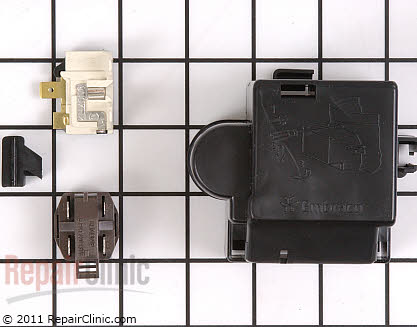 Relay and Overload Kit (OEM)  4387835