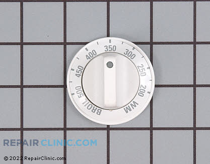 Thermostat Knob WB3K5256 Main Product View