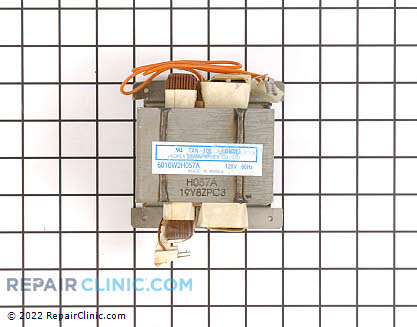 High Voltage Transformer 16QBP0293       Main Product View