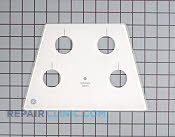 Panel - Part # 295384 Mfg Part # WR17X4277