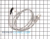 Power Cord - Part # 1913500 Mfg Part # FACCDA048WRE0