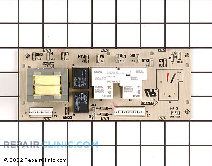 Relay Board (OEM)  74001870, 702104