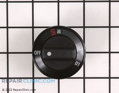 Control Knob (OEM)  WB3K5282