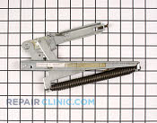 Oven Door Hinge - Part # 405279 Mfg Part # 12500043