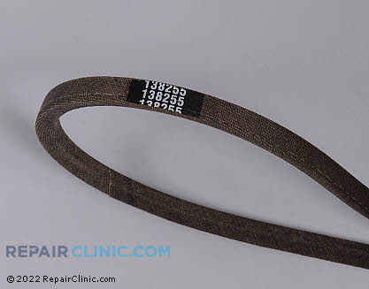 Belt: V-Belt (Genuine OEM)  138255, 1659598