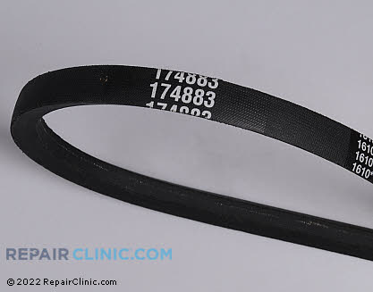 Belt: V-Belt (Genuine OEM)  174883