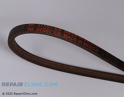 Belt: V-Belt, Briggs & Stratton Genuine OEM  37X61MA - $17.25