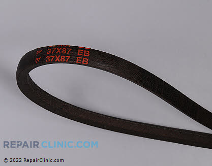 Belt: V-Belt, Briggs & Stratton Genuine OEM  37X87MA