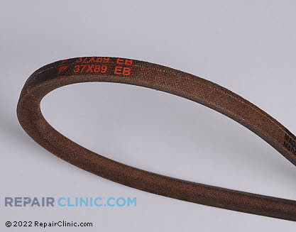 Belt: V-Belt, Briggs & Stratton Genuine OEM  37X89MA