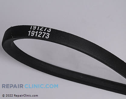 Belt: V-Belt 191273          Main Product View