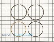 Piston Ring Set - Part # 1609931 Mfg Part # 12 108 07-S