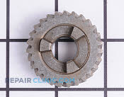Gear - Part # 1668967 Mfg Part # 137050