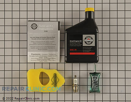 Tune Up Kit, Briggs & Stratton Genuine OEM  5129B