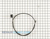 Control Cable - Part # 1659891 Mfg Part # 176556