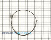 Control Cable - Part # 1659933 Mfg Part # 183567