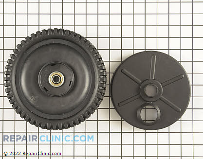 Craftsman Lawn Mower Wheel Assembly with Gear