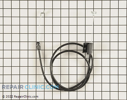 Control Cable, Briggs & Stratton Genuine OEM  1101181MA