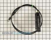 Control Cable - Part # 1668837 Mfg Part # 1101670MA