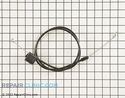 Control Cable, Briggs & Stratton Genuine OEM  672840MA