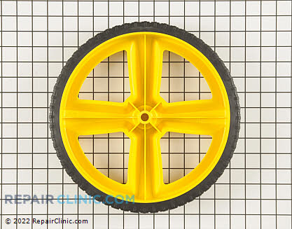 Wheel, Briggs & Stratton Genuine OEM  7105711YP