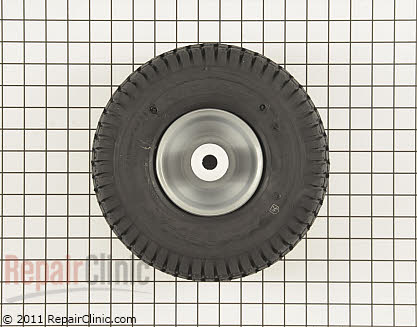 Wheel Assembly, Briggs & Stratton Genuine OEM  1401381601MA