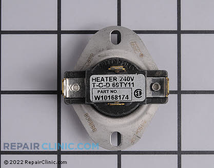 Cycling Thermostat (OEM)  W10168174
