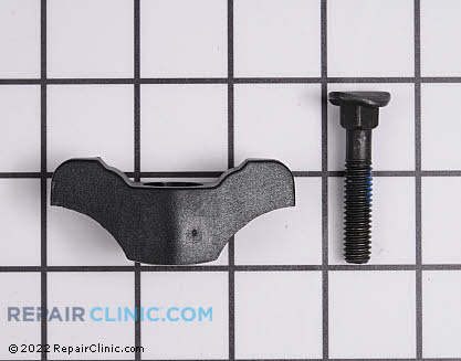 Carriage Head Bolt (Genuine OEM)  183724
