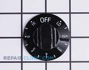 Control Knob - Part # 1706448 Mfg Part # 1845D040