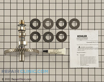 Camshaft 12 755 49-S Main Product View