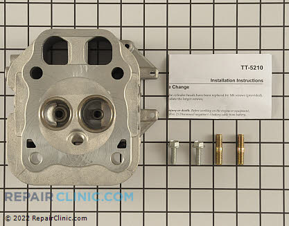 Cylinder Head 24 318 105-S Main Product View