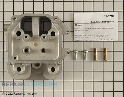 Cylinder Head 24 318 116-S Main Product View